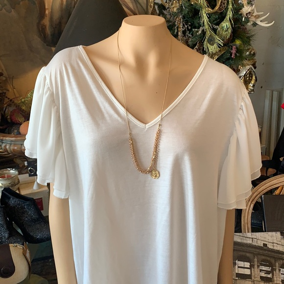 Shein Curve shirt Size 4XL.